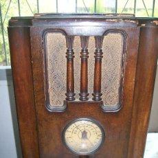 Radios de válvulas: DELCO. ANTIGUA RADIO AMERICANA DELCO. VINTAGE.. Lote 62872302
