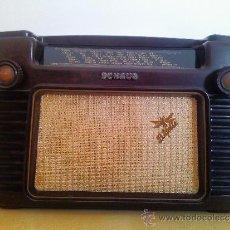 Radios de válvulas: RADIO SCHAUB LIBELLE SUPER. Lote 34380416