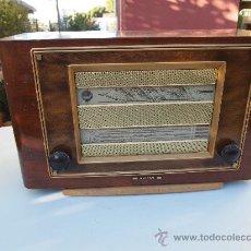Radios de válvulas: RADIO A VALVULAS MARCONI - DE LOS AÑOS 50 - BUEN APARATO. Lote 35052377