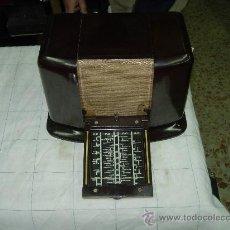 Radios de válvulas: RADIO PHILIPS A48U FUNCIONANDO. Lote 35413625