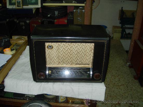 TELEFUNKEN OPERA 53 (Radios, Gramófonos, Grabadoras y Otros - Radios de Válvulas)