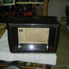Radios de válvulas: TELEFUNKEN OPERA 53. Lote 35912671