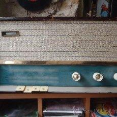 Radios de válvulas: RADIO DE VALVULAS ASKAR FUNCIONA.. Lote 35947950