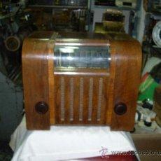 Radios de válvulas: RADIO BLAUPUNKT. Lote 36098461