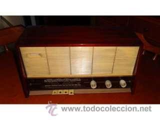 RADIO DE VALVULAS PHILIPS (Radios, Gramófonos, Grabadoras y Otros - Radios de Válvulas)