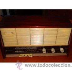 Radios de válvulas: RADIO DE VALVULAS PHILIPS. Lote 36225530