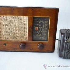 Radios de válvulas: RADIO ANTIGUA PHILIPS MODELO 44 A/U. Lote 36905334