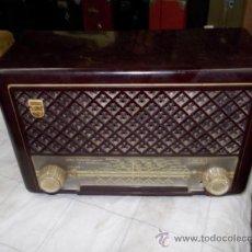 Radios de válvulas: RADIO PHILIPS. Lote 38362331