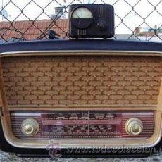 Radios de válvulas: RADIO ANTIGUA DE VÁLVULAS. Lote 38527363