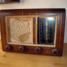 Radios de válvulas: RADIO BOADA. CLÍNICA RADIO ELÉCTRICA. BARCELONA. Lote 39353313