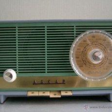 Radios de válvulas: ASKAR AE1221A. Lote 39481195