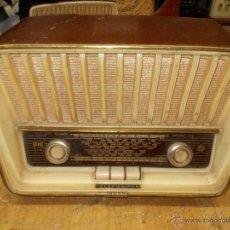 Radios de válvulas: RADIO TELEFUNKEN SERENATA. Lote 39598873