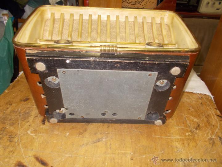 Radios de válvulas: Radio telefunken serenata - Foto 7 - 39598873