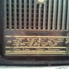 Radios de válvulas: RADIO PHILIPS PHILETTA. Lote 39696224