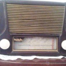 Radios de válvulas: RADIO INVICTA MODELO 5207. Lote 39696538