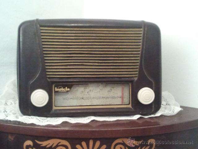Radios de válvulas: Radio Invicta modelo 5207 - Foto 4 - 39696538