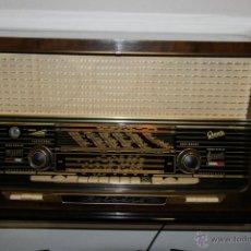 Radios de válvulas - Antiguo Radio de válvulas original, GRAETZ, MELODIA 419, funcionando gran sonido. - 148099182