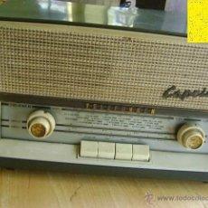 Radios de válvulas - Antigua radio Telefunken Capricho modelo U-2425 años 1964-1965 - 40226538