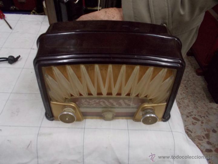 Radios de válvulas: Radio Radiola - Foto 2 - 40267994
