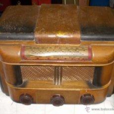 Radios de válvulas: RADIO LAK MOD 765. Lote 40268079