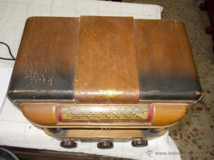 Radios de válvulas: Radio Lak Mod 765 - Foto 2 - 40268079