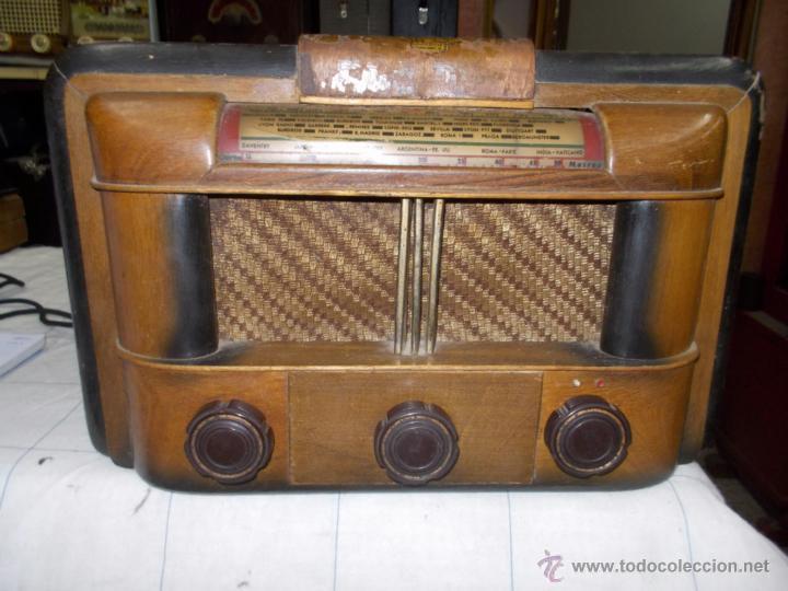 Radios de válvulas: Radio Lak Mod 765 - Foto 6 - 40268079