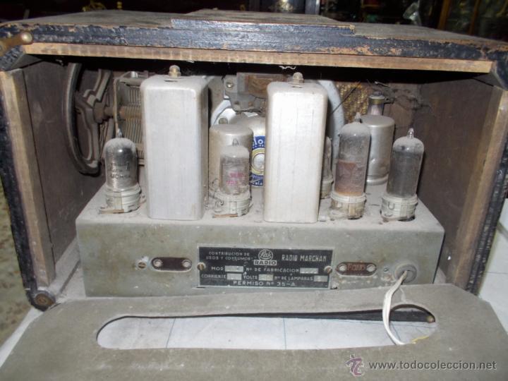Radios de válvulas: Radio Lak Mod 765 - Foto 10 - 40268079