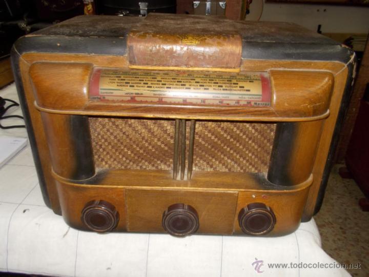 Radios de válvulas: Radio Lak Mod 765 - Foto 13 - 40268079