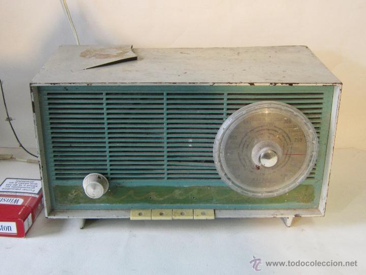 RADIO ASKAR AE1221-A (Radios, Gramófonos, Grabadoras y Otros - Radios de Válvulas)