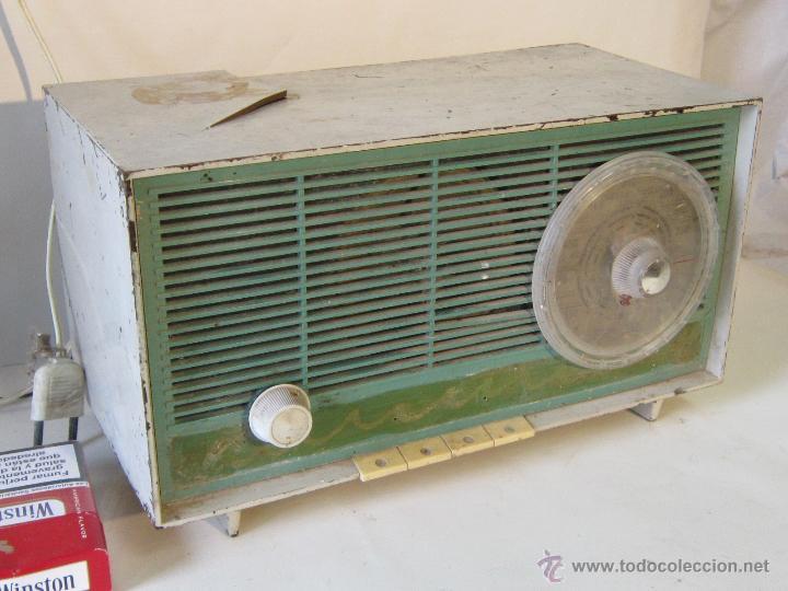 Radios de válvulas: RADIO ASKAR AE1221-A - Foto 2 - 40662032
