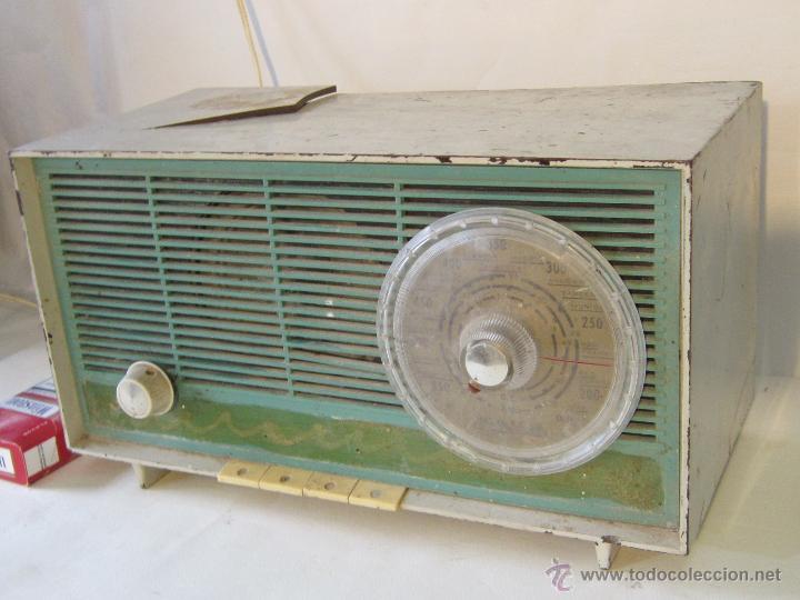 Radios de válvulas: RADIO ASKAR AE1221-A - Foto 3 - 40662032