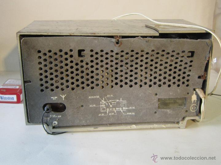 Radios de válvulas: RADIO ASKAR AE1221-A - Foto 5 - 40662032