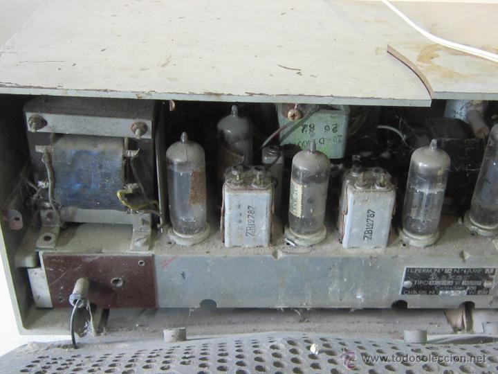 Radios de válvulas: RADIO ASKAR AE1221-A - Foto 6 - 40662032