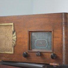 Radios de válvulas: RADIO ANTIGUO FRANCES DUCASTEL DAHG 703 1940 A. Lote 40938002