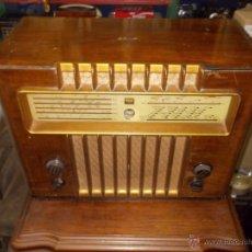 Radios de válvulas: RADIO MARCONI M49. Lote 41120699