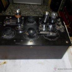 Radios de válvulas: RADIOLA IIIA. Lote 41302657