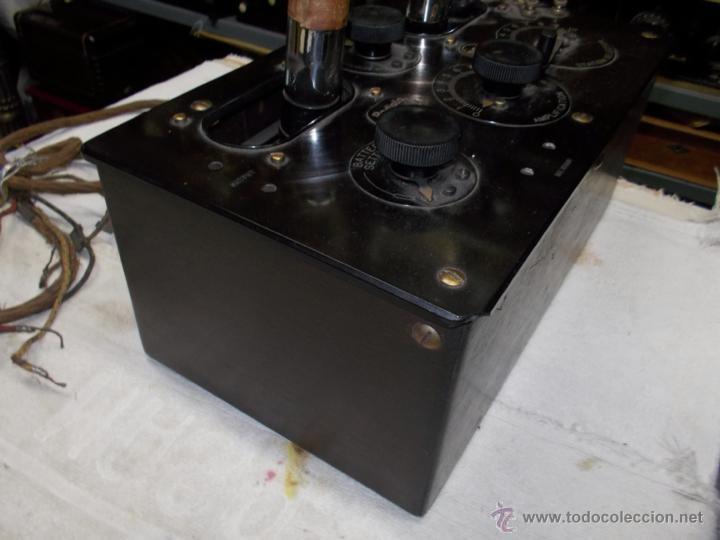 Radios de válvulas: Radiola IIIA - Foto 4 - 41302657
