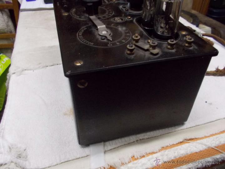 Radios de válvulas: Radiola IIIA - Foto 5 - 41302657