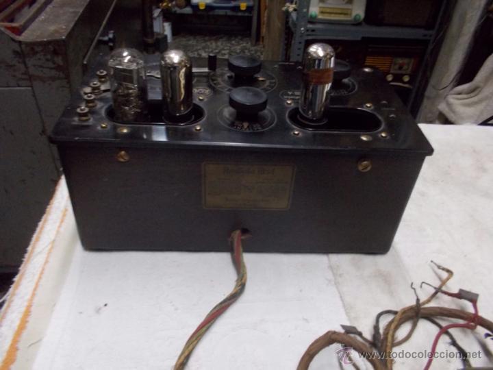 Radios de válvulas: Radiola IIIA - Foto 7 - 41302657