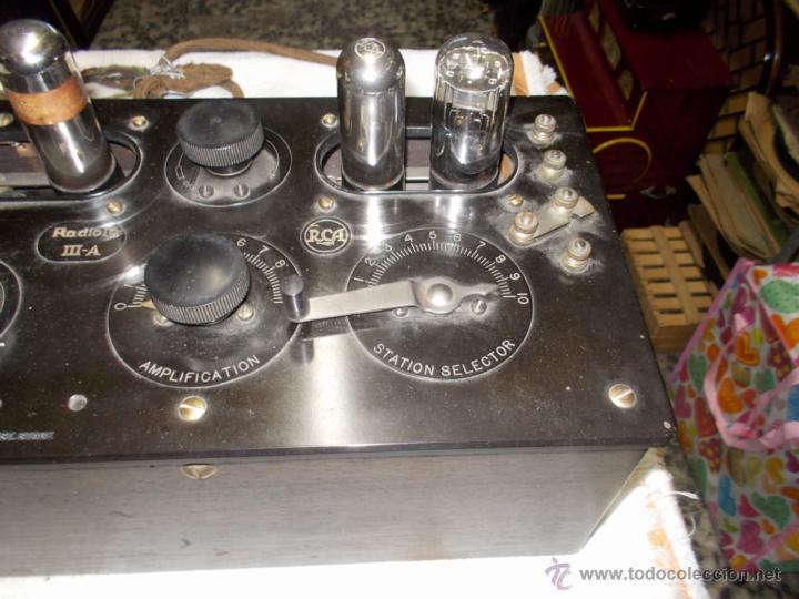 Radios de válvulas: Radiola IIIA - Foto 9 - 41302657