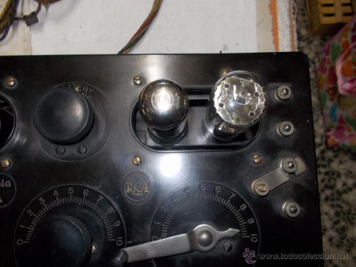 Radios de válvulas: Radiola IIIA - Foto 10 - 41302657