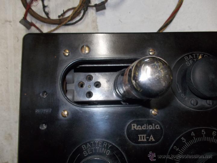 Radios de válvulas: Radiola IIIA - Foto 11 - 41302657