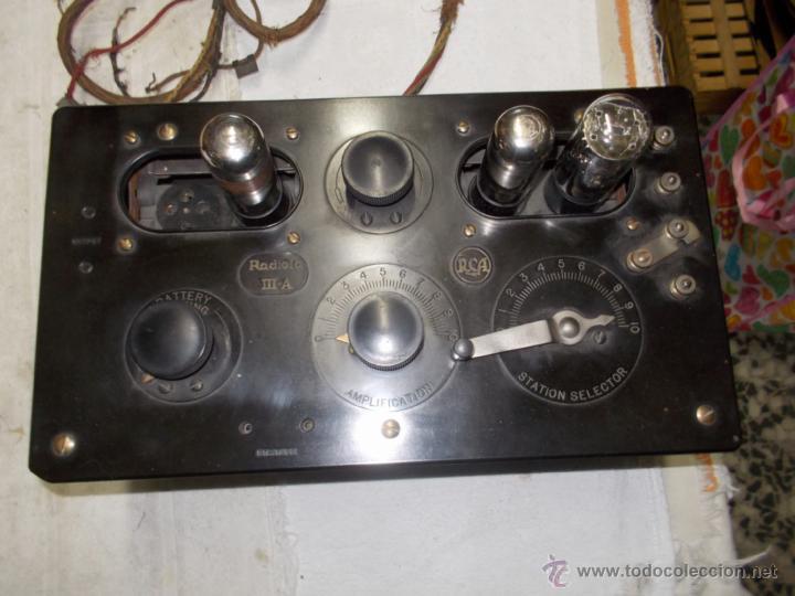 Radios de válvulas: Radiola IIIA - Foto 12 - 41302657
