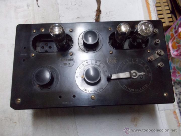 Radios de válvulas: Radiola IIIA - Foto 23 - 41302657
