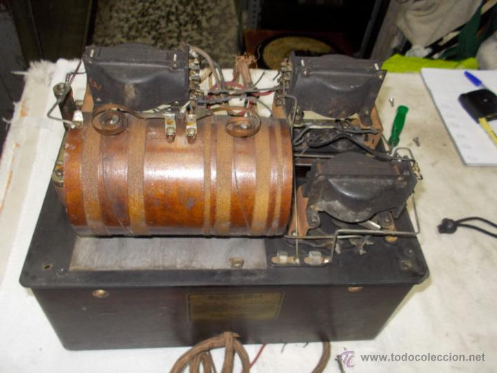 Radios de válvulas: Radiola IIIA - Foto 26 - 41302657