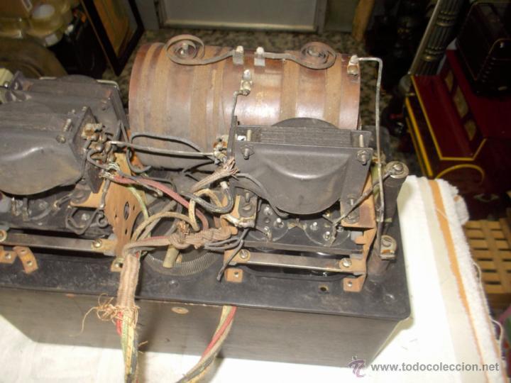 Radios de válvulas: Radiola IIIA - Foto 29 - 41302657