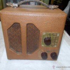 Radios de válvulas: RADIO SIN MARCA. Lote 41302701