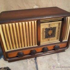 Radios de válvulas: RADIO ONDINA R - 125 IMPECABLE. Lote 41875822