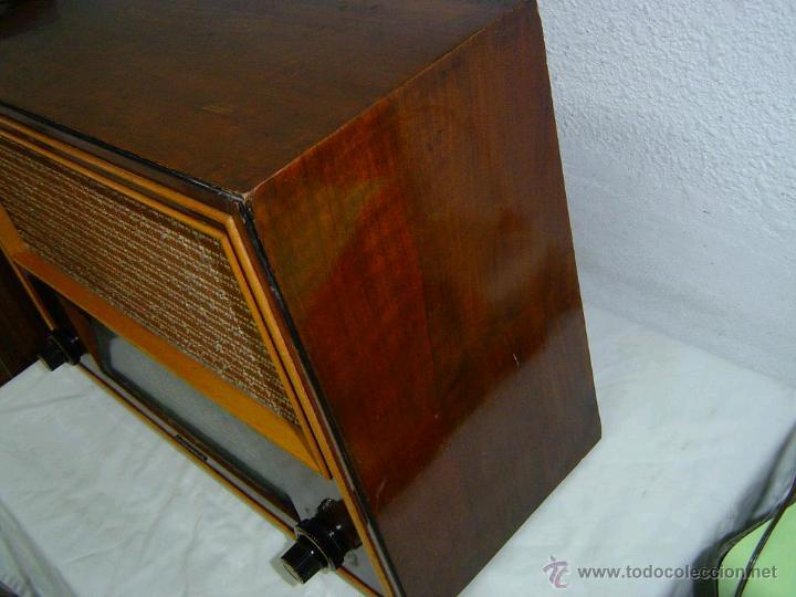 Radios de válvulas: RADIO TELEFUNKEN SUPER PIZARRO 165 - Foto 3 - 42033437