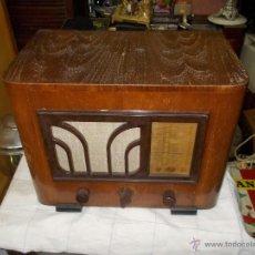 Radios de válvulas: RADIO PHILIPS 510A FUNCIONANDO. Lote 42355540